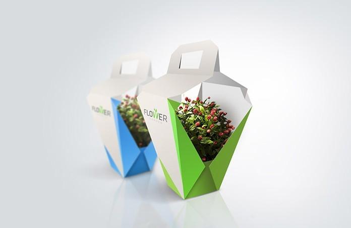 怎么去考虑鲜花包装设计中的创意感