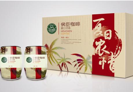 速溶咖啡包装设计_咖啡礼盒包装设计