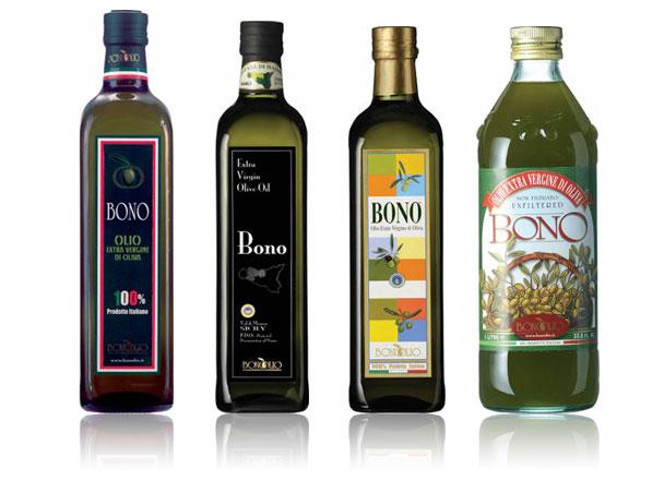 BONO橄榄油包装设计