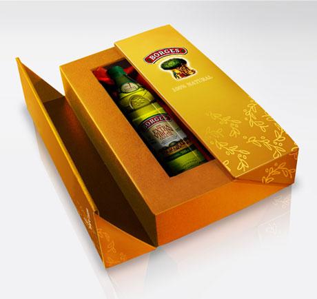 伯爵橄榄油包装设计(cctv上榜品牌)